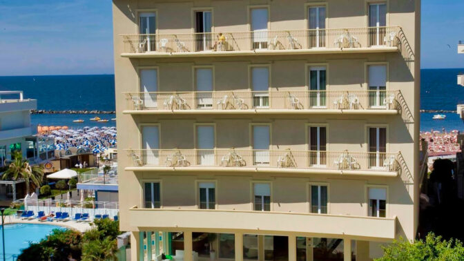 Hotel Beaurivage 3* - Cattolica