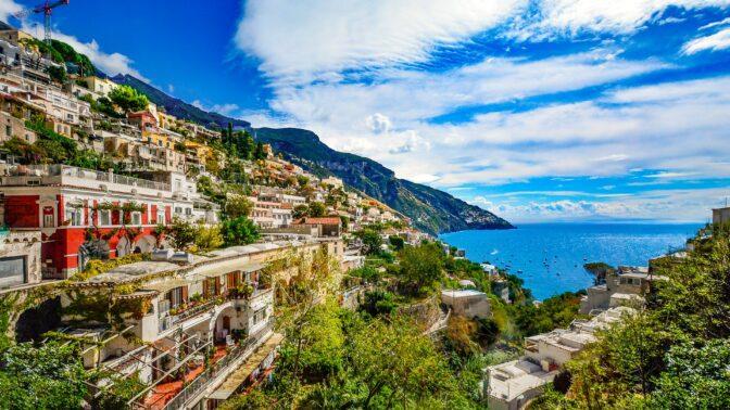 Costiera Amalfitana, Capri e Pompei