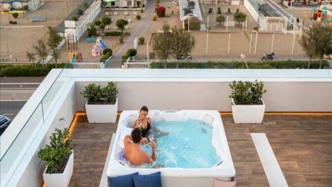 Litoraneo Suite Hotel 4* - Rimini Marina Centro