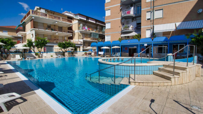 Hotel Soraya 3* - San Benedetto del Tronto