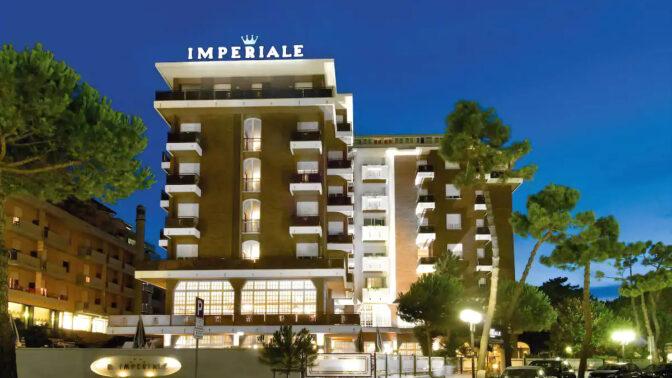 Hotel Imperiale 4*- Milano Marittima