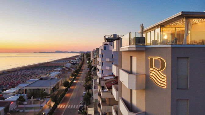 Hotel Riviera 3* - Senigallia