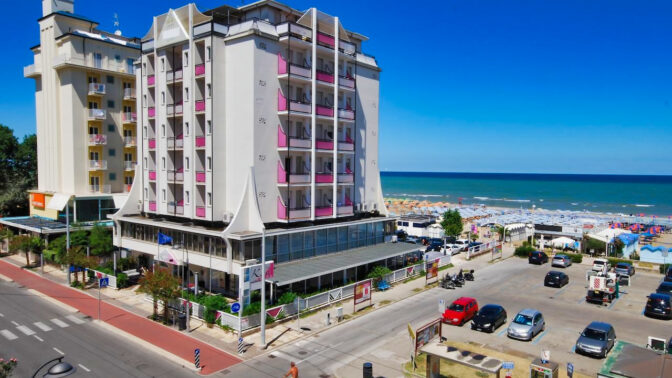 Hotel Kent 3* - Riccione