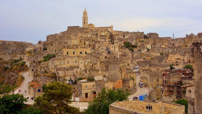 Matera, Lecce, Alberobello e Ostuni
