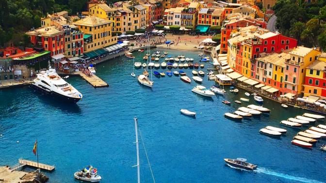 Cinque Terre, Portofino e San Fruttuoso