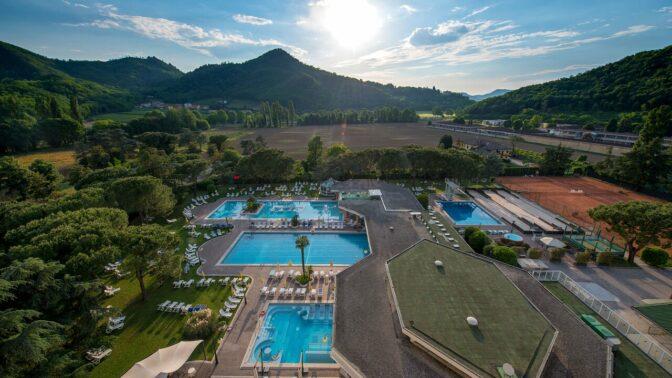 Hotel Terme Apollo 3*s a Montegrotto