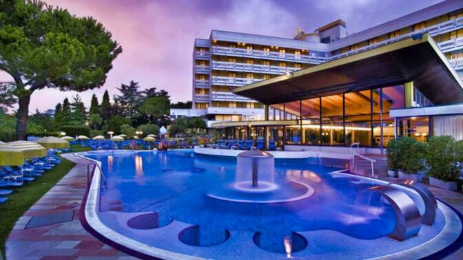 Hotel Terme Marconi 3* a Montegrotto