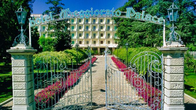 Hotel Palace Meggiorato 4s ad Abano