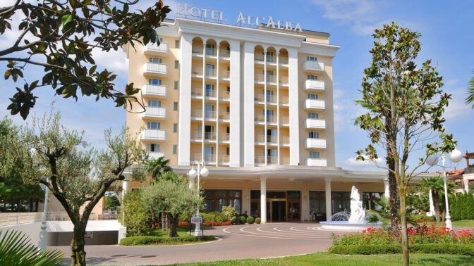Hotel Terme all'Alba 4* ad Abano