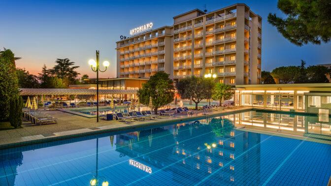 Hotel Antoniano 4* a Montegrotto