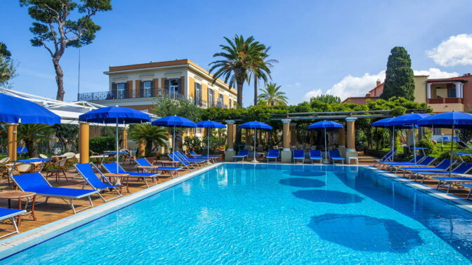 Hotel Villa Svizzera 4* a Ischia