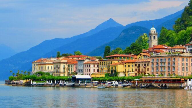Lago di Como, Bellagio, e la magia di Villa Carlotta