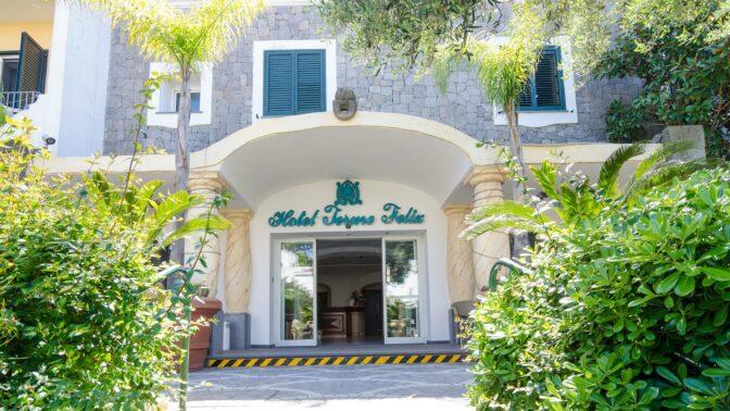 Hotel Felix 4* a Ischia
