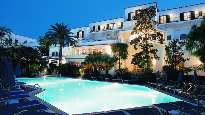 Hotel Floridiana 4* a Ischia