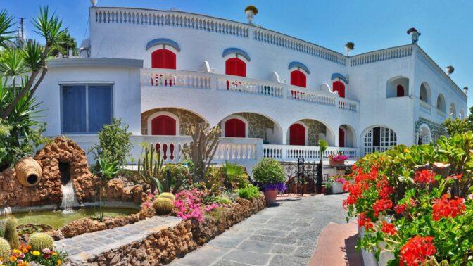 Hotel Galidon 3* a Ischia