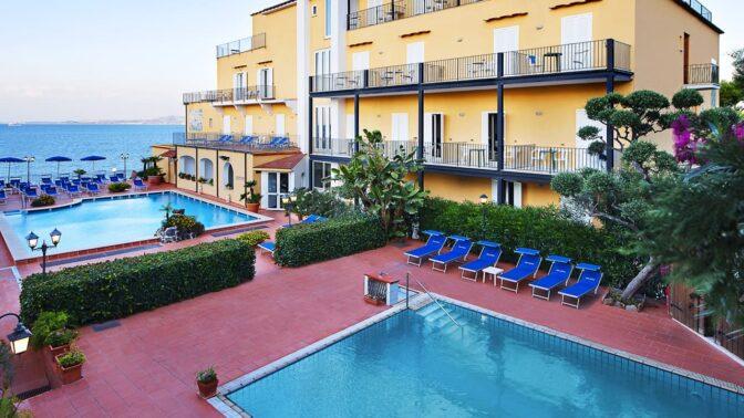 Hotel Parco Aurora 4* a Ischia