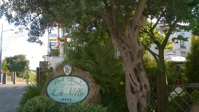 Hotel Park la Villa 4* a Ischia
