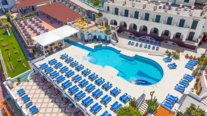 Hotel President 4* a Ischia