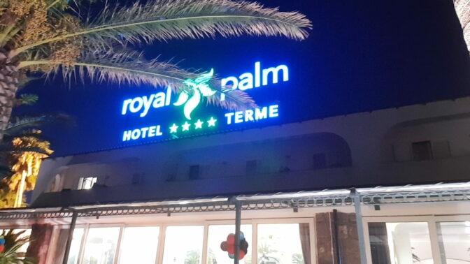 Hotel Royal Palm 4* a Ischia