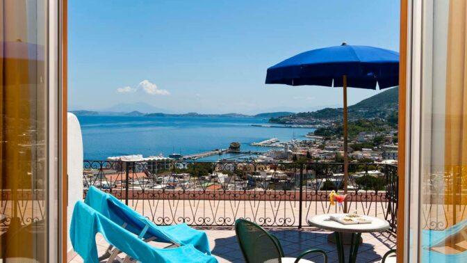 Hotel San Lorenzo 4* a Ischia