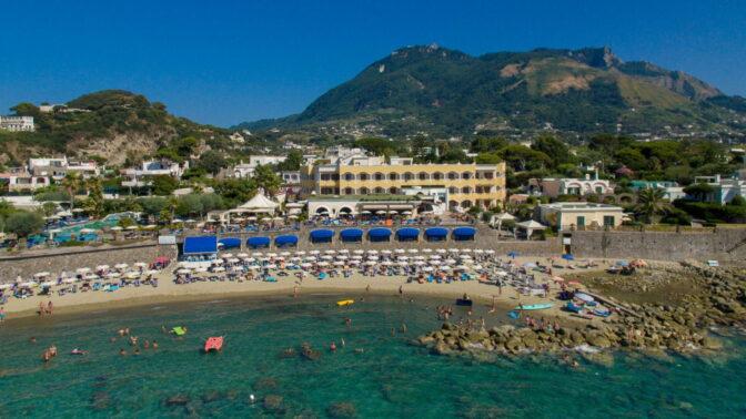 Hotel Terme Tritone 4* a Ischia