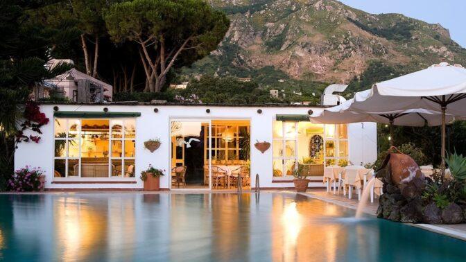 Hotel Villa Melodie 3* a Ischia