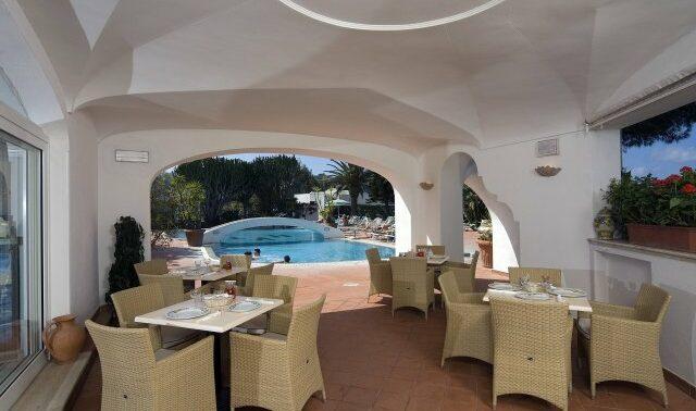 Hotel Villa Teresa 3*s a Ischia