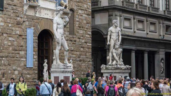 Firenze scrigno d'arte